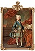 Lorens pasch d y attributed to, gustav iii as child.