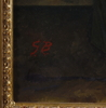 Bernhard, gerharld, olja på duk, monogramsign.