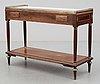 Konsolbord, s.k. console dessert.  frankrike, 1700-talets slut. louis xvi.