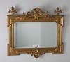 Spegel, nyrokoko, 1800-talets mitt.