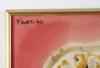 Flavet, claude, serigrafi, signerad och daterad -70 i tusch.