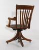 Skrivbordsstol, 1800/1900-tal.