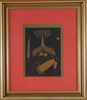 Svanberg, max walter, litografi, sign o dat 65, e.a,