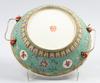 SkÅl med lock, porslin, kina, 1900-tal.