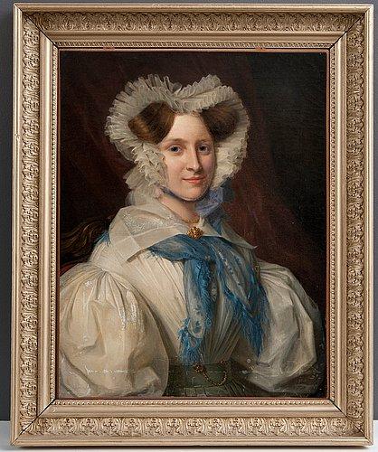 Portrait of a lady.