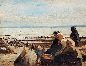 188. PEDER SEVERIN KRÖYER, Vid havet.