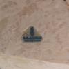 VÄggskulptur, stengods, märkt lladro.