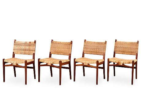 Hans j wegner, tuoleja ch 31, 4 kpl