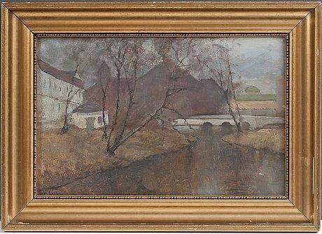 Vasili levi, Ålandskap.