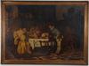 OkÄnd konstnÄr, olja på duk, copy. dillis 1881.