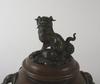 RÖkelsekar, brons, kina.
