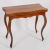 Spelbord, nyrokoko, 1800-talets slut.