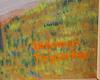 TingstrÖm, ingemar. olja på pannå, sign, a tergo dat 1965.