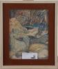 Fredlin, tor-otto. akvarell, sign.