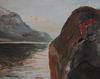 Muani, e, olja på duk, sign o dat 1895.