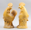 Figuriner, ett par, keramik, kina, 1900-tal.
