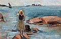 VENNY SOLDAN-BROFELDT, A GIRL ON THE CLIFFS...