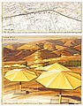 "CHRISTO, ""The Umbrellas (Project For Japan ..."
