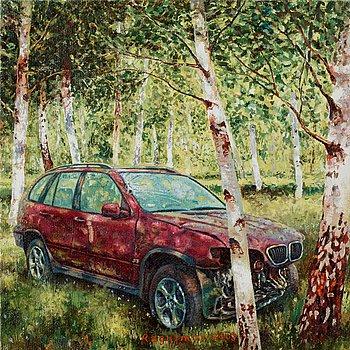 "418. Kerim Ragimov, ""BMW""."
