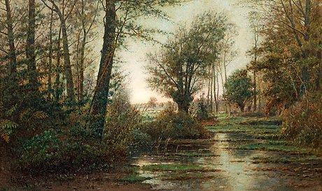 Per ekström, french landscape.