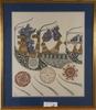 Svanberg, max walter, litografi, sign o dat 57 i plåten.