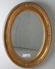 Spegel, senempire/nyrokoko, 1800-talets mitt.