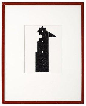 "257. DAWID (BJÖRN DAWIDSSON), ""1190"", 1983 (ur serien ""Rost"")."