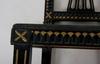 Stol, sengustavianskt provinsarbete, 1800-tal.
