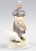 Figurin, porslin. kunglig dansk