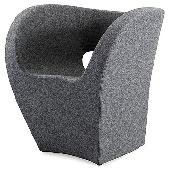 """112. A Ron Arad """"Victoria and Albert"""" easy chair, Moroso, Italy."""