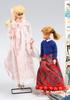 Barbiedocka, 1960-tal med tillbehör.