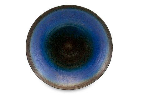 Francesca mascitti-lindh, a ceramic dish.