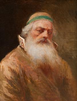 13. Ivan Andrevich Pelevin, PORTRAIT OF A MAN (BOYARIN).
