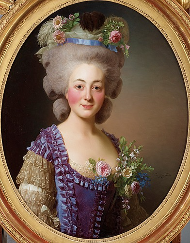 "Alexander roslin, ""grevinnan de bavière-grosberg""."