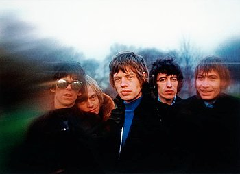"""320. Gered Mankowitz, """"Between the Buttons, Primrose Hill""""."""