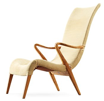 7. An Axel Larsson easy chair, Bodafors,