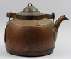 Kaffekittel, koppar. 1700/1800-tal.