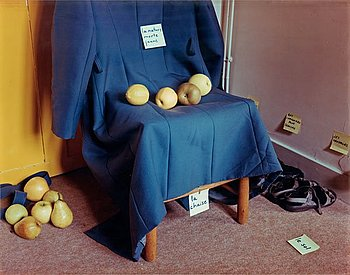"211. Elina Brotherus, ""Nature Morte Jeaune"", 1999."