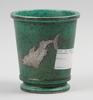 """Vas, keramik, """"argenta"""", wilhelm kåge, gustavsberg."""
