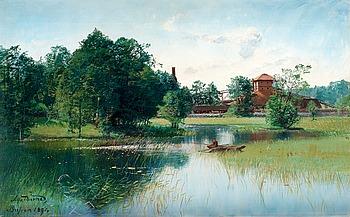 109. ALFRED THÖRNE, Brefven's works.