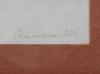 Barnekow, albert, blyertsteckning, sign o dat 1836.