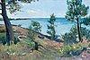 Amelie lundahl, archipelago view.
