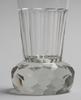 Glas, tidigt 1900-tal. sk frimurarglas.