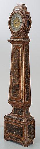 Golvur, av petter ernst (verksam i stockholm 1753-84).