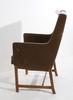 FÅtÖlj, karl-erik ekselius, joc möbler ab, vetlanda. 1950-tal.