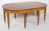Matsalsbord, senempir, 1800 talets första hälft
