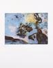 Parti grafik, 13 delar. ur föreningen för grafisk konst Årsblad 1986, 1987 samt 1989