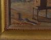 OkÄnd konstnÄr, olja på duk. signerad och daterad