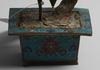 Bonsaimodell, sten, metall, ostasien, tidigt 1900 tal