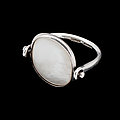 RING, sterling silver, Torun Bülow, Georg J...